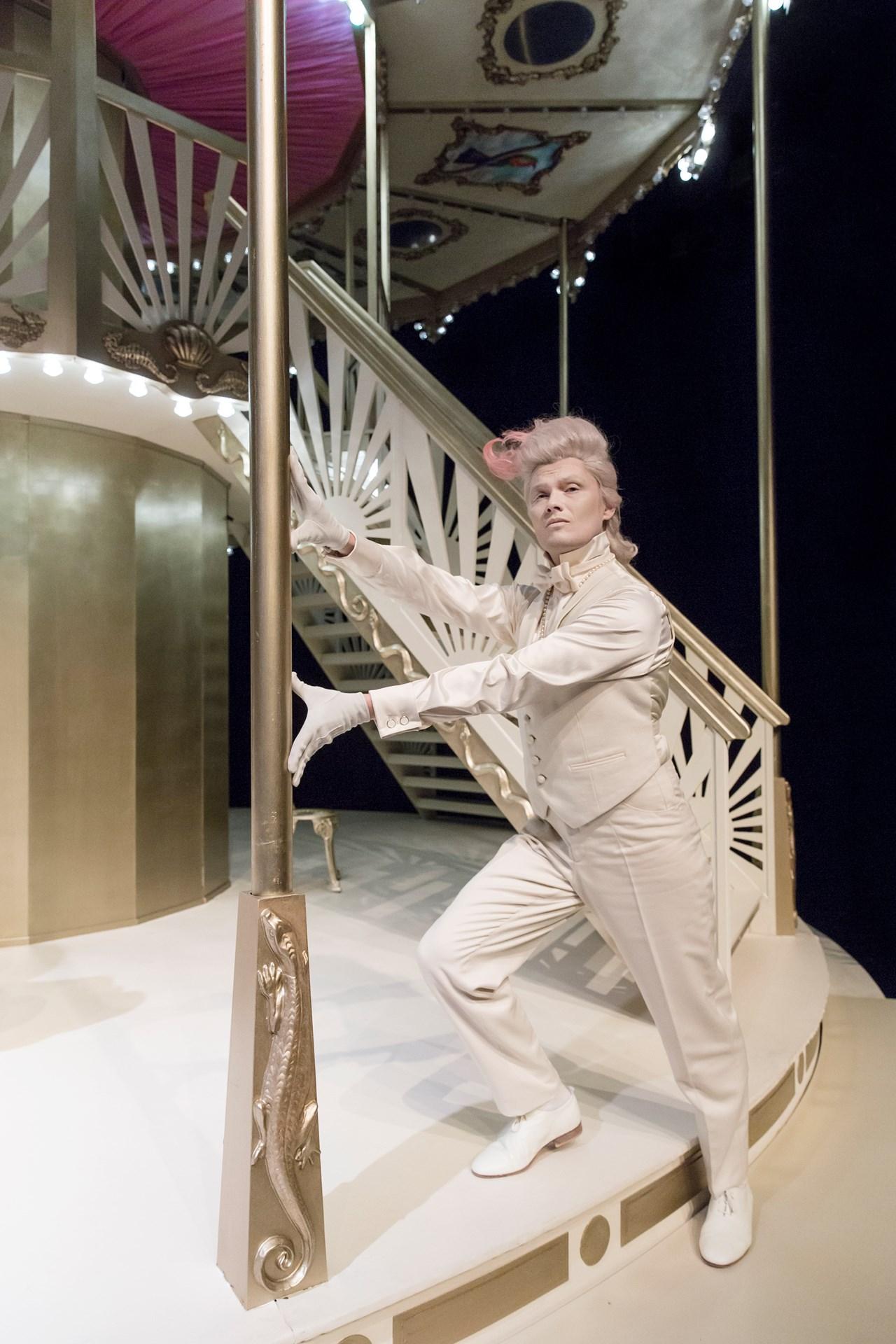 En kvinde uden betydning Aarhus Teater Foto Anna Marín Schram