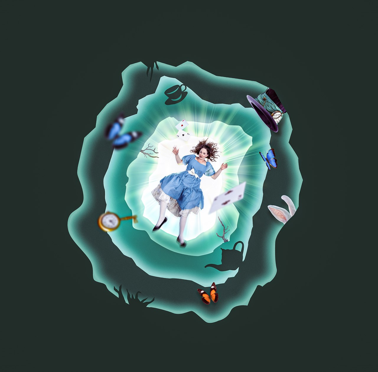 Alice i Eventyrland. Foto CreativeZoo