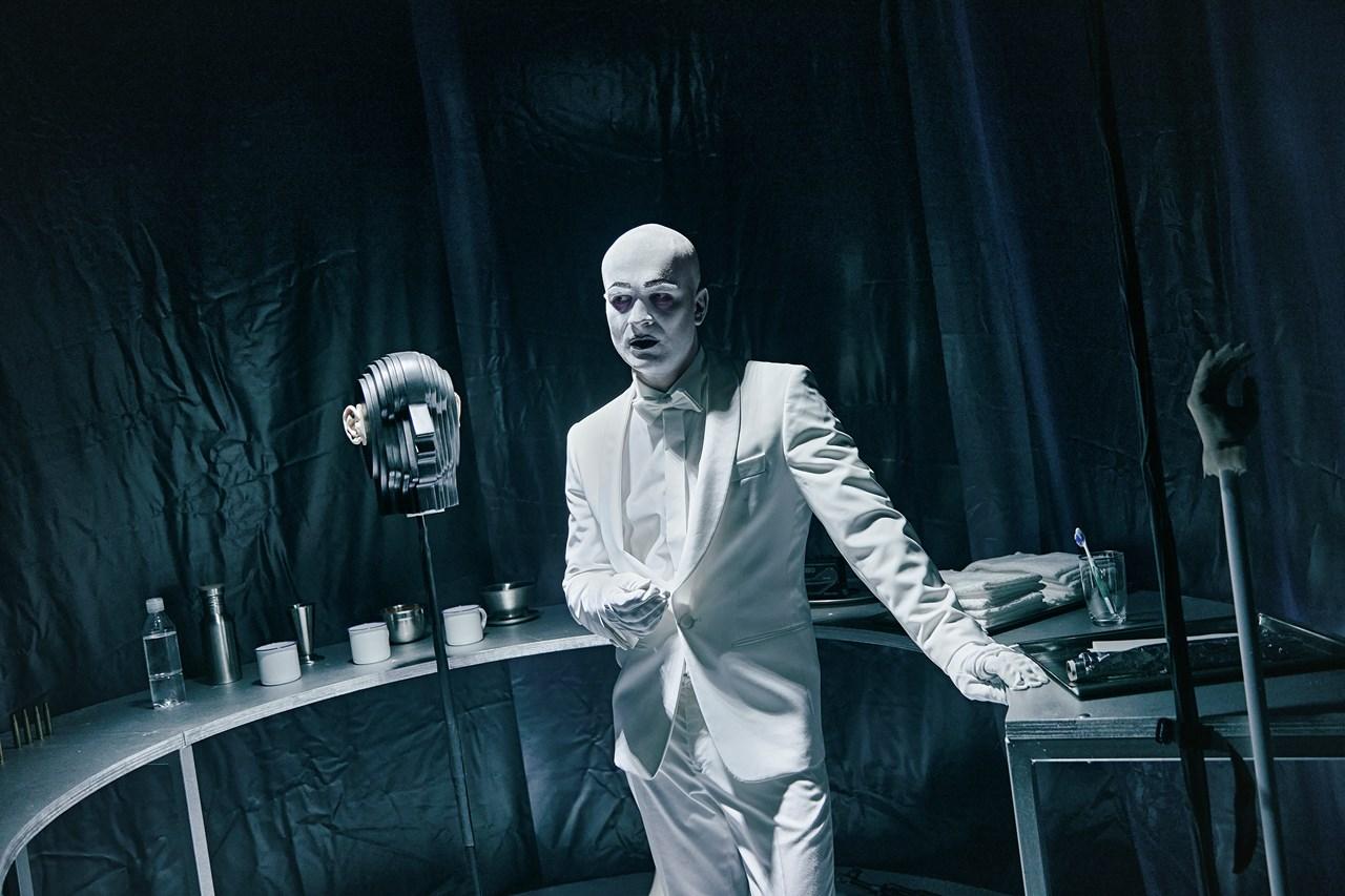 Pressefoto En fortælling om blindhed på Aarhus Teater