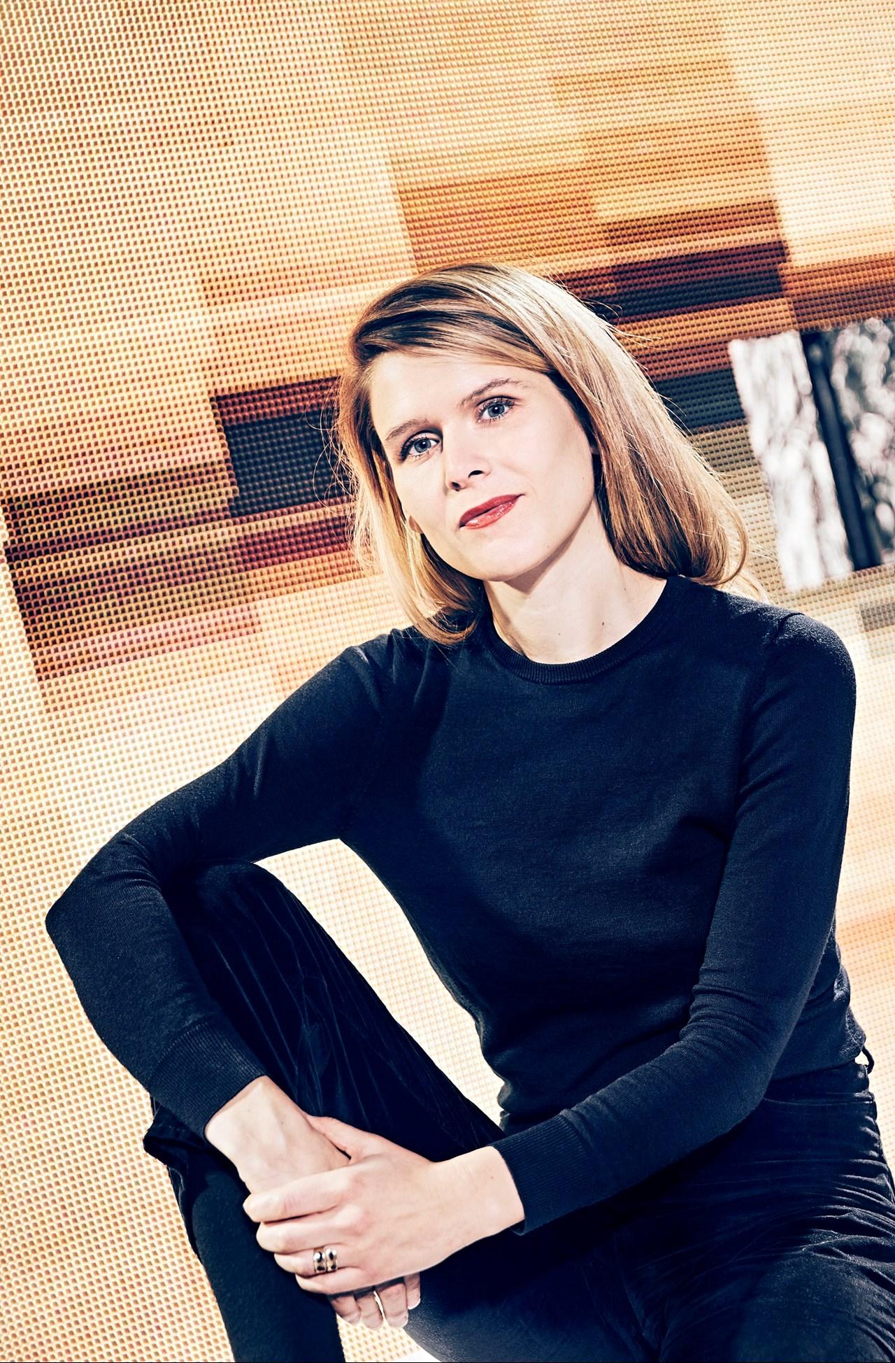 Instruktør Liv Helm - Foto Emilia Therese